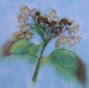 Autumn Hydrangea